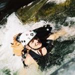 Jeam-Marc dans les rapides
